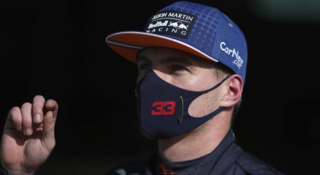 """F1, Max Verstappen: """"I limiti imposti allo sviluppo non ci permetteranno di essere una minaccia per Mercedes nel 2021"""""""