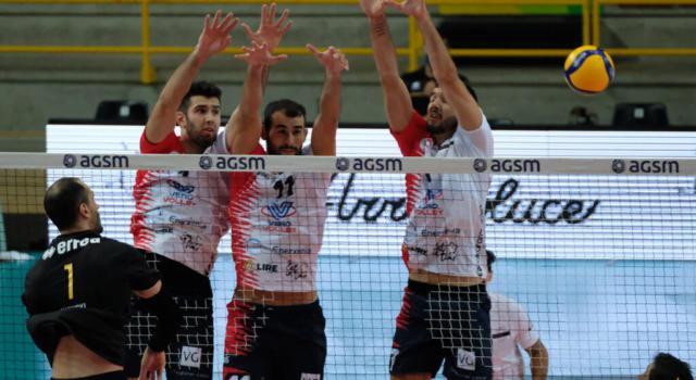 Volley, Superlega 2020-2021, seconda giornata. Il derby è di Milano capolista per una notte: battuta Monza 3-1