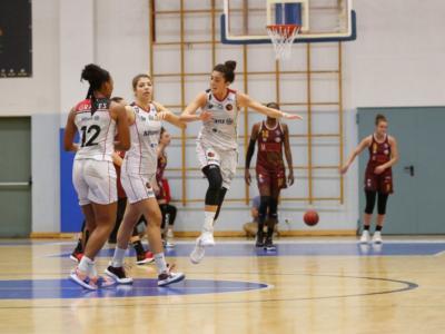 Basket femminile: Geas-Vigarano e Broni-Ragusa rinviate, due partite in meno nel weekend della 6a giornata di Serie A1