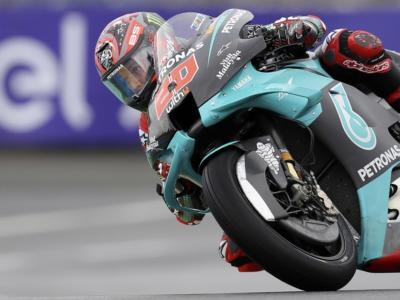 """MotoGP, Fabio Quartararo: """"Era una gara difficile per noi, importante fare punti"""""""