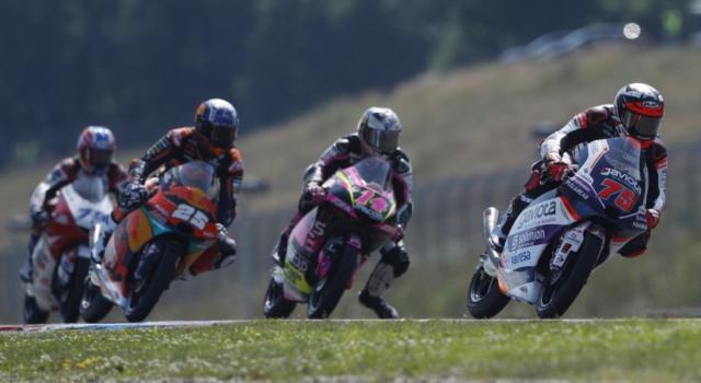 Moto3, risultati warm-up GP Aragon 2020: Raul Fernandez chiude in vetta su Oncu e Arenas, Fenati 6°, Migno 9°