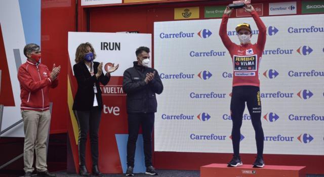 DIRETTA Vuelta a España 2020, la tappa di oggi LIVE: trionfa Daniel Martin che supera Roglic e Carapaz allo sprint