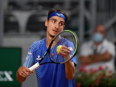 Tennis, ATP Vienna 2020: Lorenzo Sonego elimina Dusan Lajovic e va agli ottavi
