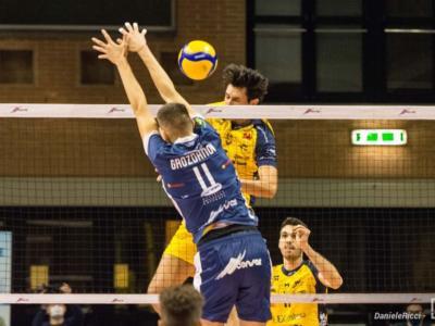 Volley, Superlega 2020-2021, terza giornata. Derby in rimonta per Modena che vince 3-1 a Ravenna e spicca il volo in classifica