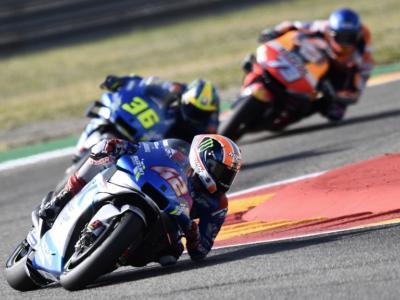 MotoGP, GP Teruel 2020: confronto Yamaha-Suzuki per la pole-position? Honda mina vagante e Ducati in cerca di identità