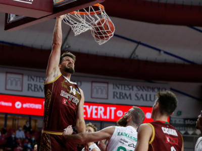 Basket, EuroCup 2020-2021: Venezia e Trento puntano subito al bis