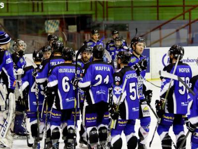 Hockey ghiaccio, Alps League 2021: crolla il tetto dell'Arena di Vipiteno, i Broncos rimangono senza pista