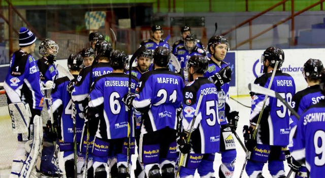 Hockey ghiaccio, Alps League 2021-2022: Vipiteno, Cortina e Renon vanno a segno