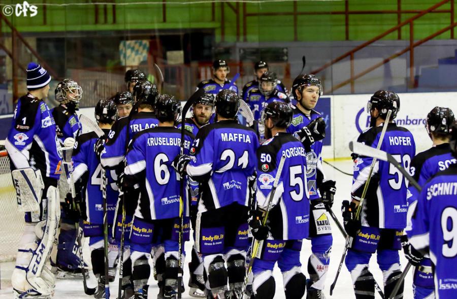 Hockey ghiaccio, Alps League 2021 2022: Vipiteno, Cortina e Renon vanno a segno