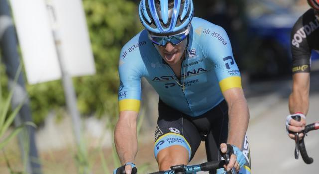 Giro d'Italia 2020, Alexander Vlasov costretto al ritiro per problemi gastrointestinali