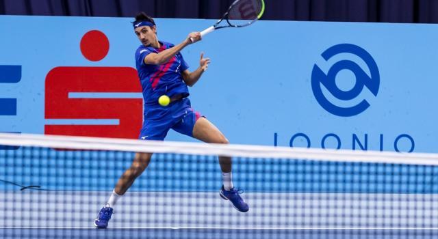 Tennis: Lorenzo Sonego, solo quattro lucky loser prima di lui avevano battuto il numero 1 del mondo
