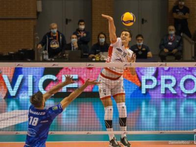 Volley, i migliori italiani della quarta giornata di Superlega. Nel giorno degli alzatori, il campionato scopre Paolo Zonca