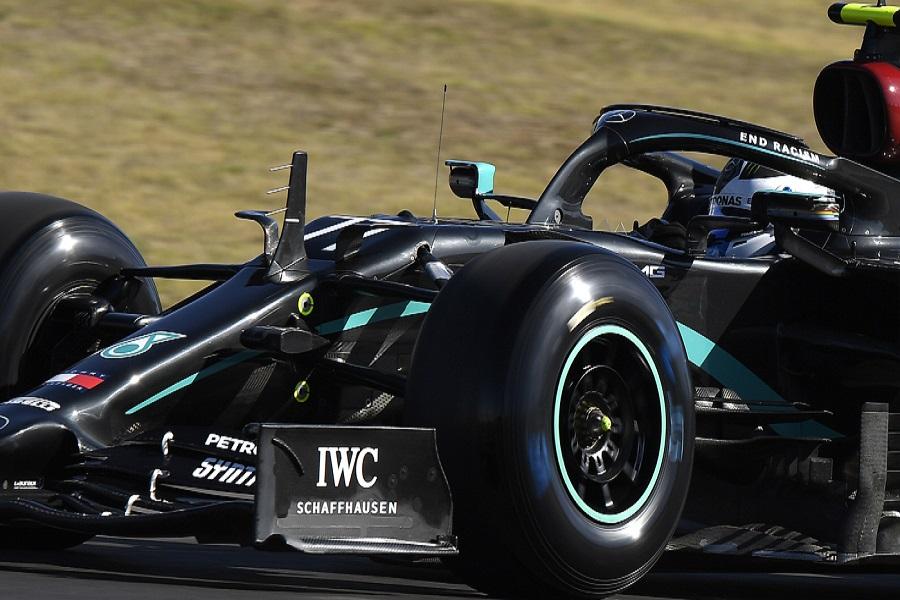 F1 |  GP Portogallo 2020 |  risultati e classifica FP3  Bottas ed Hamilton davanti |  Leclerc 6° e Vettel 11°