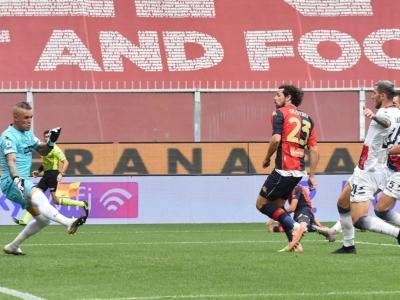 Calcio: Mattia Destro positivo al Covid-19. Sale il numero di contagiati del Genoa