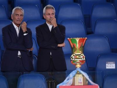 """Calcio, la FIGC vara una norma anti-Superlega. Il Presidente Gravina: """"Chi aderisce ad altri tornei sarà escluso"""""""