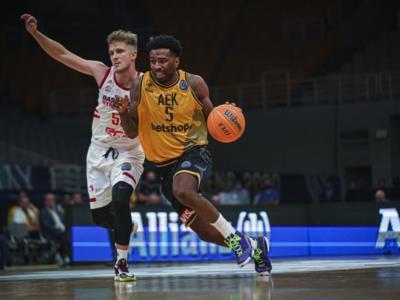 Basket, Champions League 2019-2020: AEK Atene e Saragozza in semifinale nelle Final Eight greche