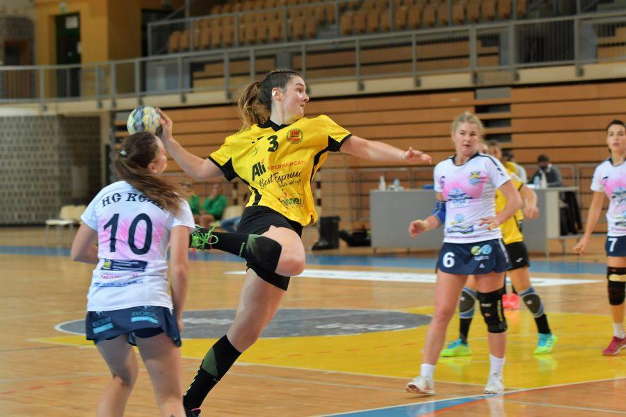 Pallamano, Serie A femminile 2021: Oderzo sconfigge Brixen nel big match del turno infrasettimanale