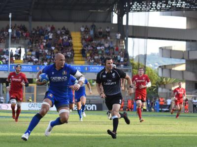 "Rugby, Sergio Parisse: ""Voglio un'ultima partita in azzurro"""