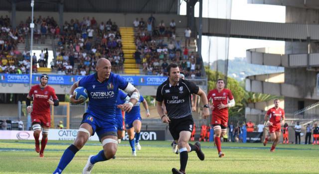 Rugby, Sergio Parisse: Voglio unultima partita in