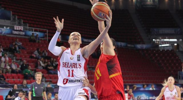 Basket: Yelena Leuchanka, la star WNBA bielorussa dalla gloria alle proteste e all'arresto