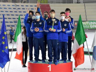 Ginnastica artistica, Serie A1: la Pro Patria Bustese vince la terza tappa al maschile. Definita la Final Six Scudetto