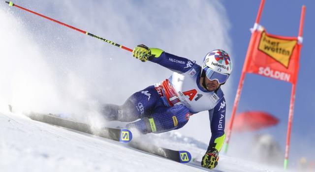 Sci alpino, gigantisti e due slalomiste in Val Senales, gruppi élite e polivalenti femminili a Cervinia