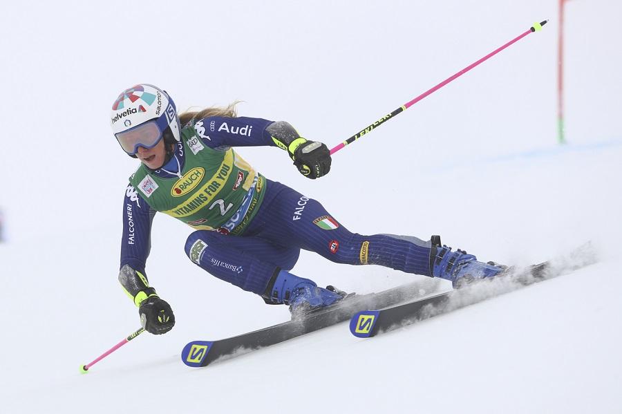 """Sci alpino, Marta Bassino: """"Una giornata positiva e divertente. Sono più che soddisfatta"""""""