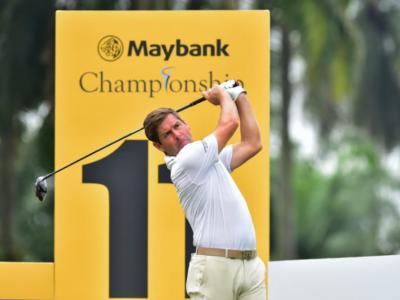 Golf: Robert Rock solo in testa allo Scottish Open 2020 dopo il terzo giro tra le intemperie meteo