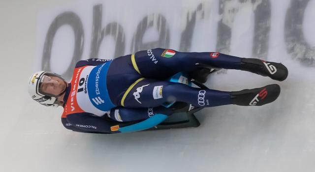Slittino, Rieder-Rastner sfiorano il podio a Oberhof. Ben tre equipaggi azzurri in top7, vincono Eggert-Benecken