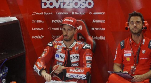 MotoGP, Andrea Dovizioso e la chance in Honda? Possibile terza moto, in attesa di Marc Marquez