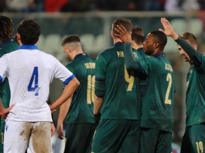 Italia-Svezia Under21: passerella per gli azzurri già qualificati agli Europei