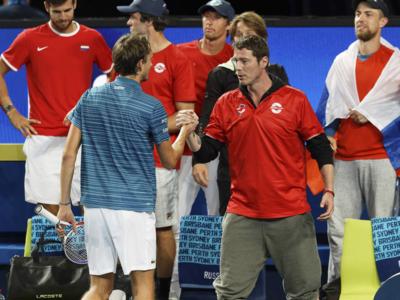 """Tennis, Safin: """"Medvedev lavora duro. Rublev? Le sue vittorie significano poco, deve fare bene negli Slam"""""""