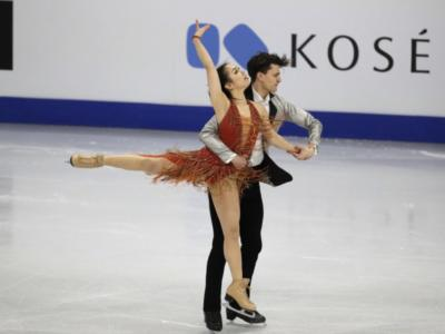 Pattinaggio di figura: Komatsubara-Koleto si impongono nella rhythm dance all'NHK Trophy 2020, debutto per Daisuke Takahashi nella danza