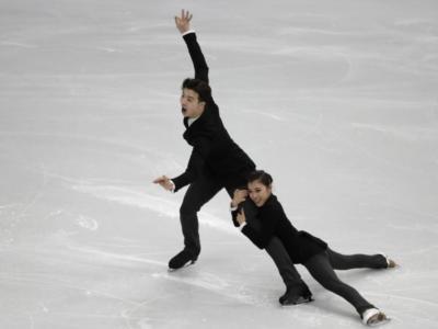 Pattinaggio di figura, Shiyue Wang e Xinyu Liu vincono la Cup of China 2020