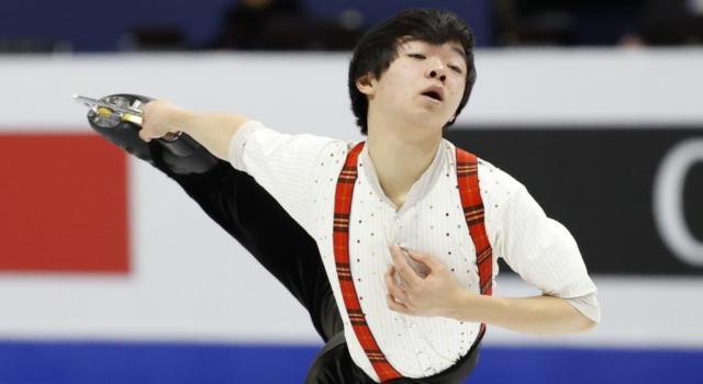 Pattinaggio artistico: Yuma Kagiyama si prende la leadership dopo lo short all'NHK Trophy 2020, segue Tomono. Male Sato