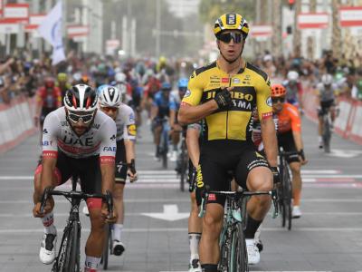 """Ciclismo, Dylan Groenewegen in lacrime: """"Ho sbagliato con Jakobsen"""". Fabio: """"Non sono pronto per incontrarlo"""""""