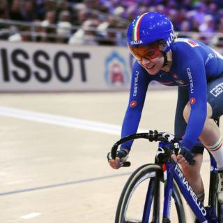 Medagliere Mondiali ciclismo su pista 2021: Italia al comando con 3 ori e 7 medaglie!
