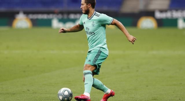 Calcio: Real Madrid, Hazard e Casemiro positivi al Covid-19, negativi tutti gli altri testati
