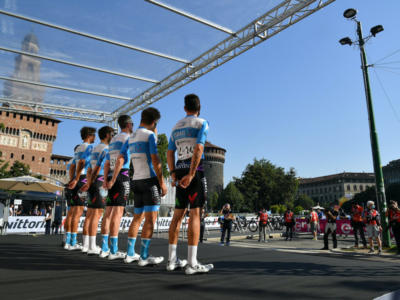 Ciclismo, l'Israel Start-Up Nation chiude il roster 2021 e annuncia il primo training camp