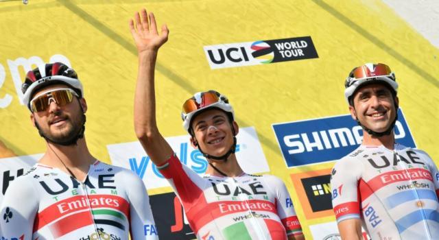 """Ciclismo, Davide Formolo: """"La paternità mi ha cambiato. Pogacar è un ragazzo umile che vive per il ciclismo"""""""