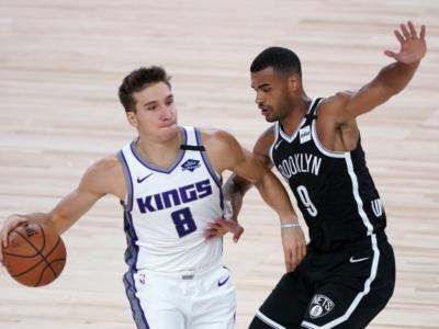 Basket, NBA: Bogdan Bogdanovic, salta la trade che l'avrebbe portato a Milwaukee. Su di lui Lakers e Hawks