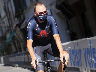 Vuelta a España 2020: si rivede Chris Froome! Gregario di lusso per Carapaz, che professionalità sul Cordal!
