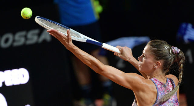 Tennis, WTA Linz 2020: Giorgi supera Sorribes Torno, amarezza Paolini contro la Sabalenka
