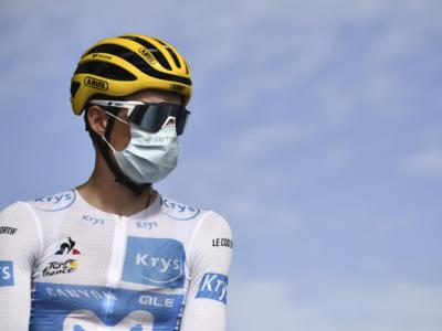 """Vuelta a España 2020, Enric Mas: """"Oggi è stato un disastro. Una lezione che mi servirà per il futuro"""""""