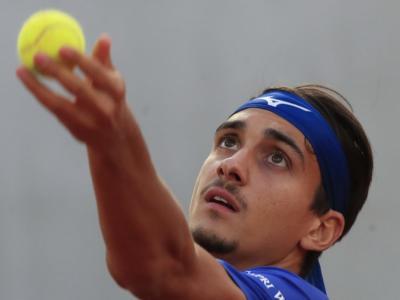 Australian Open 2021, Lorenzo Sonego con Andrea Vavassori nel torneo di doppio. Cinque gli azzurri al via