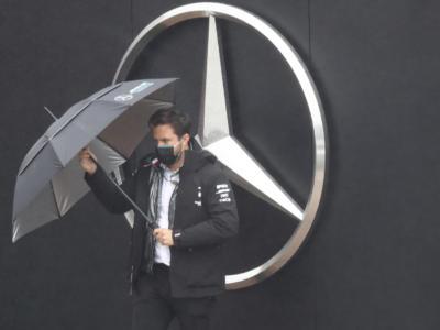 """F1, Toto Wolff ammette: """"Abbiamo beneficiato di circostanze eccezionali"""""""