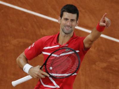 """Novak Djokovic elogia Jannik Sinner: """"È il futuro del nostro sport, forse già il presente"""""""