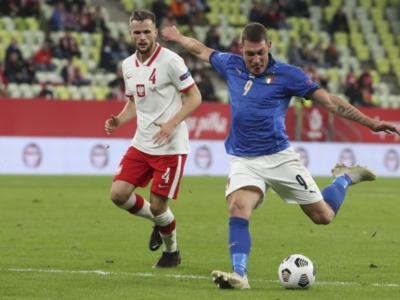 Pagelle Italia-Polonia 2-0, voti Nations League 2020-2021: Jorginho metronomo, Belotti generoso