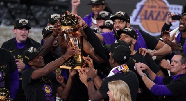 Basket, NBA 2020-2021: si partirà il 22 dicembre, 72 partite e fine prima delle Olimpiadi