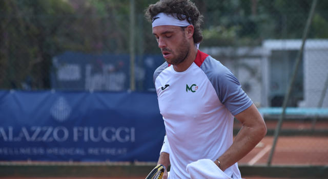 ATP Parigi-Bercy 2020, Marco Cecchinato crolla in due set contro Norbert Gombos